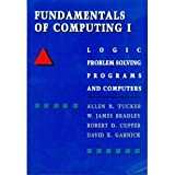 img - for Fundamentals of Computing: Logic Problem Solving Programs and Computers (McGraw-Hill computer science series) book / textbook / text book