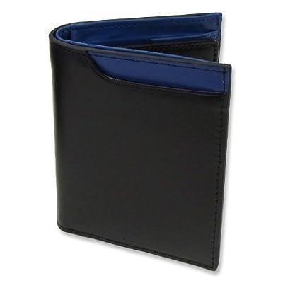 [ミラグロ]BTWS14 イタリア製革 二つ折り財布 BOX 小銭入れ バケッタ スムース レザー[2色][本革][BESPOKE社/Milagro]