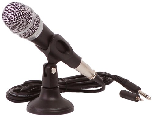 Customtry Custom Tri Desktop Dynamic Microphone Set Cm-4000