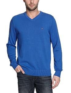 Tommy Hilfiger Herren PACIFIC V-NK CF 857811252, Gr.  XL  / EU 54 (VENCE BLUE 422)