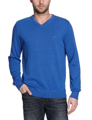 Tommy Hilfiger Herren PACIFIC V-NK CF 857811252, Gr. XXL (VENCE BLUE 422)