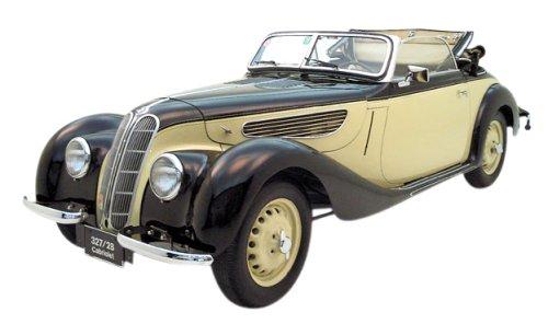 BMW 327 Super Sports Vintage Convertible Car 1/48 Hasegawa