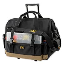CLC 42-Pocket 18in. Sideglide Roller Bag Model# 1168