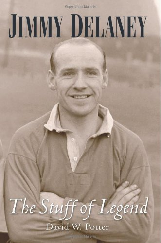 Jimmy Delaney. Material de leyenda