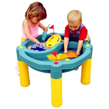 Friendly Toys Sand and Water Kingdom Table