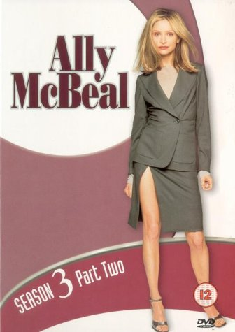 Ally McBeal - Season 3 Part 2 [DVD] [1998]