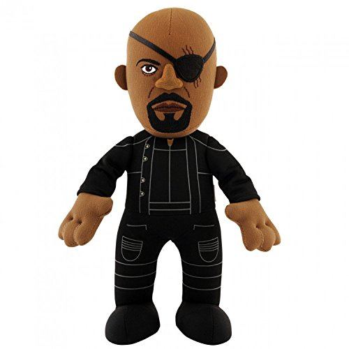 Bleacher Creatures Marvel's Avenger's 2 Age of Ultron Nick Fury 10' Plush Figure