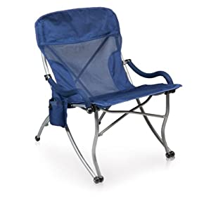 Picnic Time PT-XL Portable Extra-Wide Camp Chair by Picnic Time
