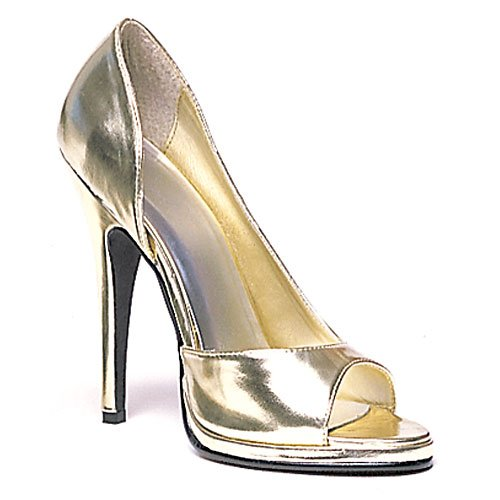 513 Hannah, 5 Inch Peep Toe Pump In 2 Colors, by Ellie Shoes