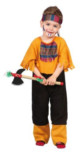Imagen 1 de Disfraz Infantil 12-24 meses  INDIO BABY