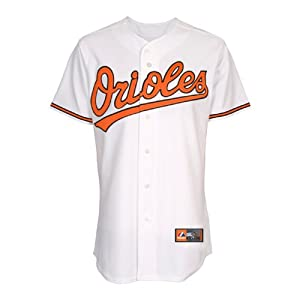 Baltimore Orioles Home Replica Jersey by Majestic by Majestic