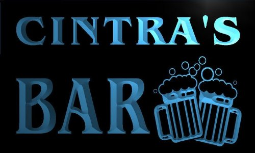 w098366-b-cintra-name-home-bar-pub-beer-mugs-cheers-neon-light-sign