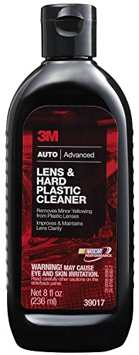 3M 39017 Plastic Cleaner - 8 oz. (Auto Lense Cleaner compare prices)