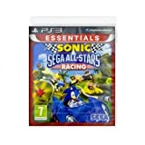Sonic and Sega All-Stars Racing: Essentials (PS3)
