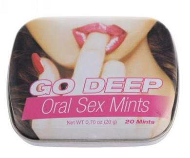 Go Deep Oral Sex Mints Adam-Eve