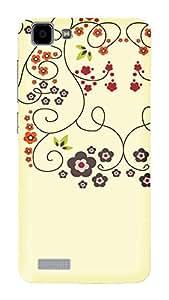 WOW Printed Designer Mobile Case Back Cover For Vivo 27L