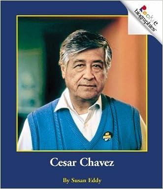 Cesar Chavez (Paperback) (Rookie Biographies)
