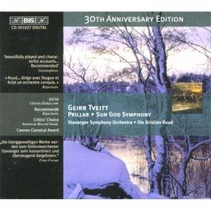 Tveitt - Prillar; Sun God Symphony