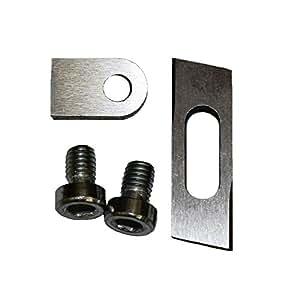 Bosch 2607010025 14 Gauge Shear Upper/Lower Blade Set