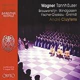 ワーグナー:歌劇「タンホイザー」 (3CD) [Import]
