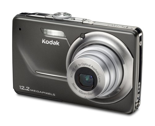 Kodak Easyshare Digital Camera Black