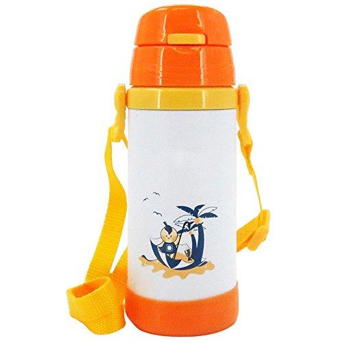 Baby Holding Bottle