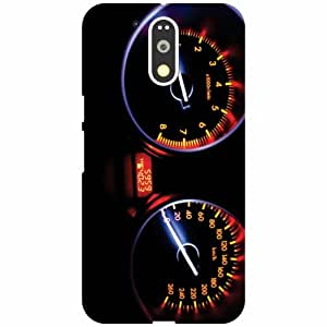Motorola Moto G4 Plus Back Cover - Zig Zag Designer Cases