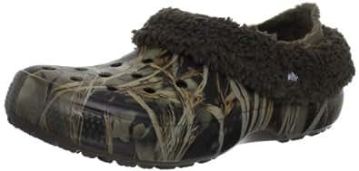 crocs Unisex Mammoth Realtree Clog,Chocolate,8 M US