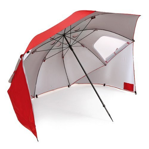 Sport-Brella Umbrella, Red (Family Rain Umbrella compare prices)