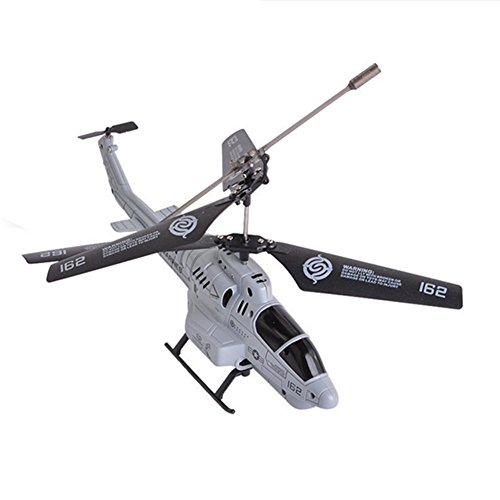 Z-CGiftHome RC Remote Control Combat Helicopter Gift Toys For Kid Adult