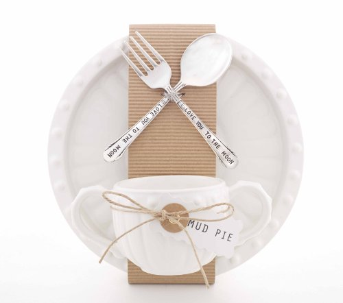 Mud Pie Baby Feeding Set - 1