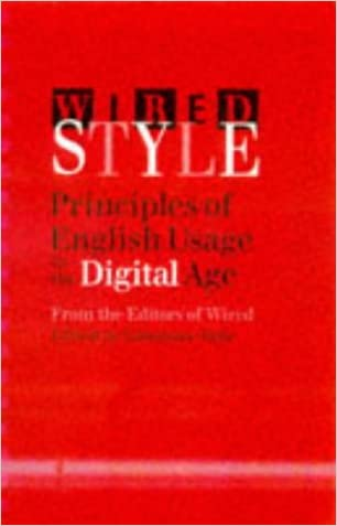 Wired Style written by Constance Hale