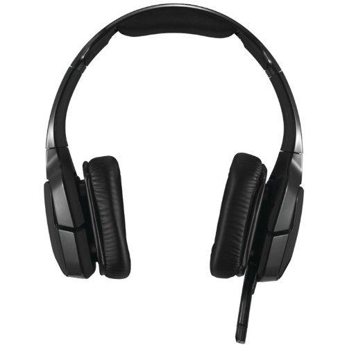 Tritton Kunai Wireless Stereo Headset - Black Color: Black