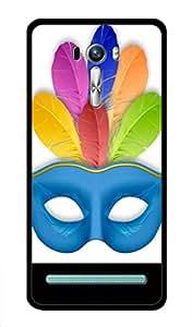 Asus Zenfone Selfie Printed Back Cover