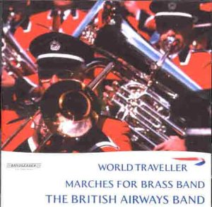 World Traveller - Marches For Brass Band from Bandleader