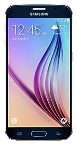 Samsung Galaxy S6, Black Sapphire 32GB (Sprint)