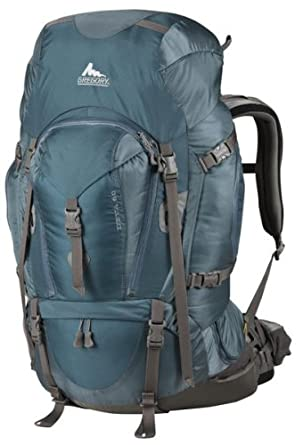 Gregory Women's Deva 60 Backpacking Pack (Calistoga Blue,Medium)
