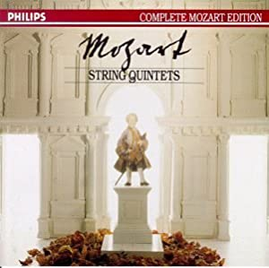 Mozart: String Quintets, Complete Mozart Edition