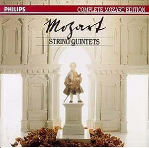 Mozart: String Quintets [IMPORT]