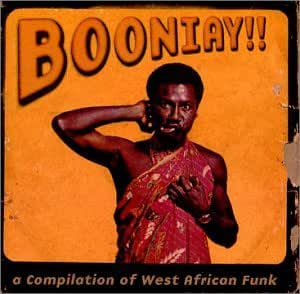 Compilation of West African Funk