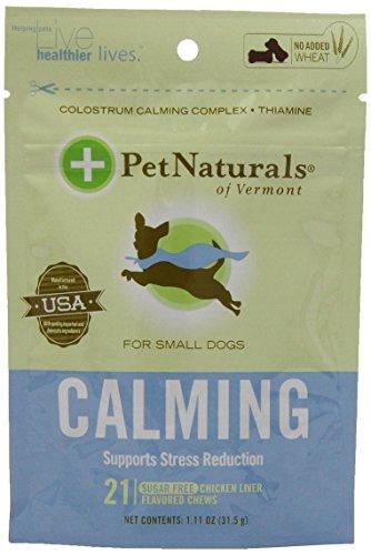 Calming Vitamins
