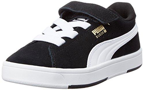 Puma Unisex Babies' 359452 Premiers pas Sneakers Black Size: 8 Child UK