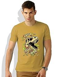 Life finds a way Mustard T-shirt