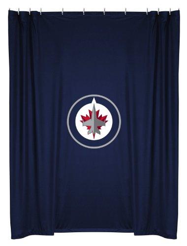 Winnipeg Jets Shower Curtain