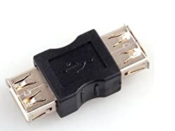 Sanoxy Ã'-Female-Coupler-Adapter-Cable