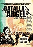 La Batalla de Argel DVD 1965 La battaglia di Algeri