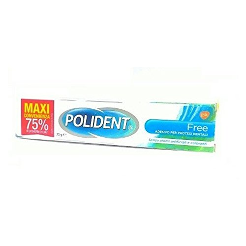 polident-free-crema-adesiva-per-protesi-dentali-70-gr
