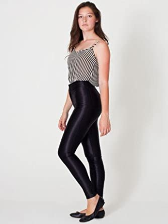 high-waist pants or leggings