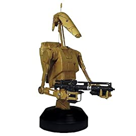 Infantry Battle Droid Star Wars Gentle Giant Mini Bust