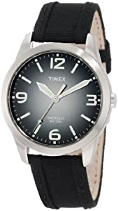 Timex Men's T2N630 Weekender Classic Casual Black Nylon Strap Watch